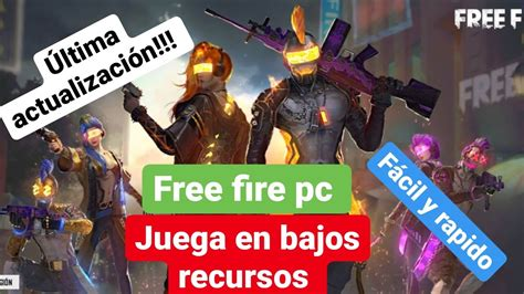 For this he needs to find weapons and vehicles in caches. 💡🎮 COMO Descargar FREE FIRE Para PC *Nueva Actualización ...