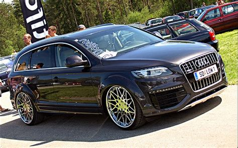 audi q7 tuning lowered q7 thread page 45 audiworld forums