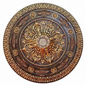 Fine Art Deco 37-1/2 in Arabic Caprice, Bronze and Gold