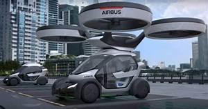 Voiture Volante Airbus : uber airbus sea bubble les projets de voitures volantes se pr cisent ~ Medecine-chirurgie-esthetiques.com Avis de Voitures