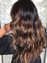 Balayage Ombre Hair Color for Brunettes