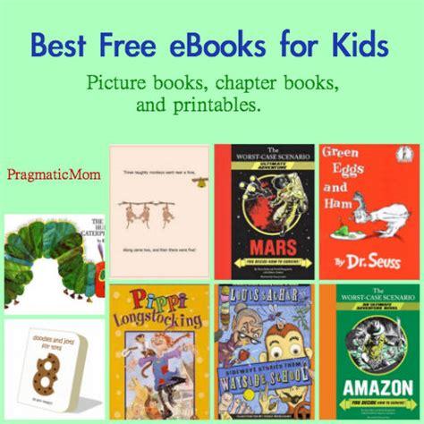 Best Free Ebooks For Kids Pragmaticmom