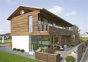 Einfaches Holzhaus Bauen : haus gerber kreative moderne ~ Sanjose-hotels-ca.com Haus und Dekorationen