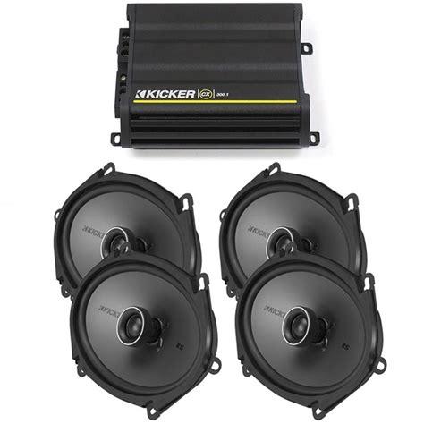 kicker door speakers door speaker image