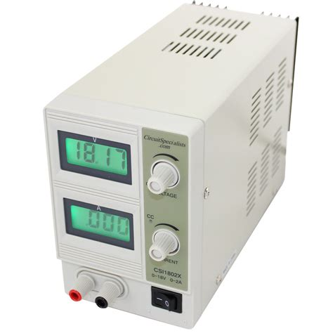 Volt Single Output Linear Power Supply Amp
