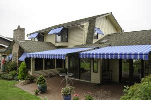 retractable deck awnings