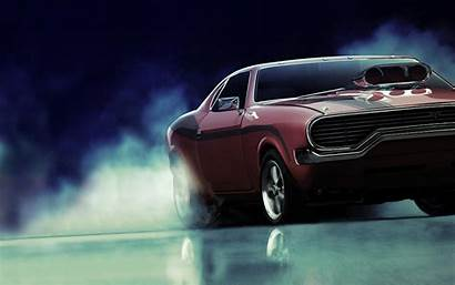 Muscle Cars Burnout American Supercharger Wallpapers Supercharged