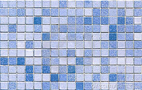 blue tone mosaic tiles seamless royalty free stock