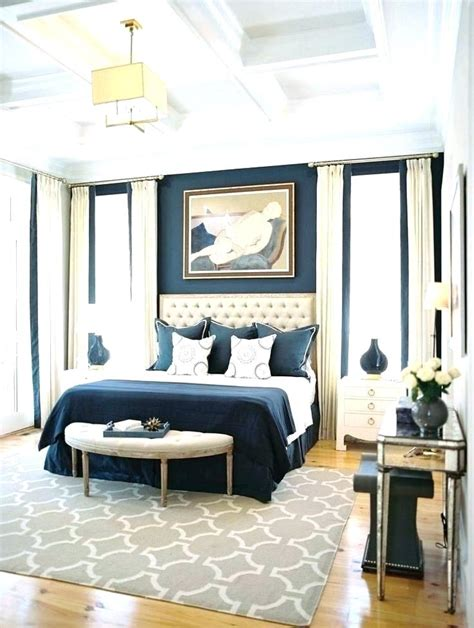 Bedroom Decor Blue And Gold by Navy Blue Room Decor Ideas Psoriasisguru