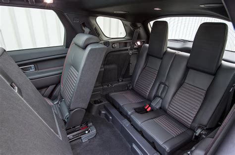 Land Rover Sport 3rd Row Seats