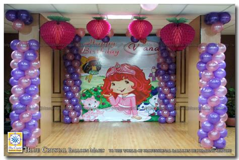 birthday balloon decorations party favors ideas