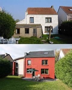 maison renovee avantapres renovation maisons renovees With idees deco jardin exterieur 17 renovation dune maison de village