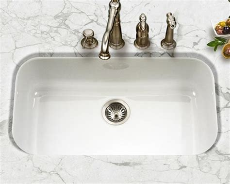 white undermount single bowl kitchen sink why to invest in a white undermount kitchen sink blogbeen 2117
