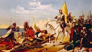 Image result for The Hernando Cortes and Aztecs