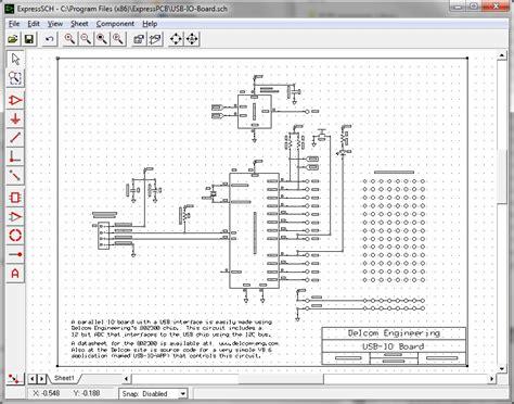 cad software expresspcb