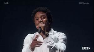 Trey Songz Performs 'Nobody Else But You' & 'Animal' At ...