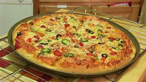 Homemade Pizza - Cooking Videos — CookeryShow com