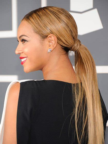 Ponytail Hairstyles by Top 25 Easy And Beautiful Ponytail Hairstyles