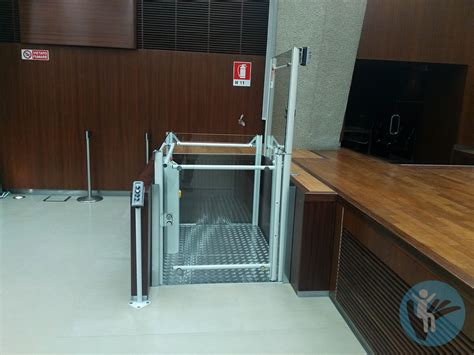 pedana elevatrice per disabili piattaforma elevatrice per disabili senza vano