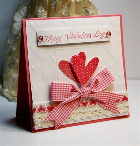 lovely handmade valentine cards   loved