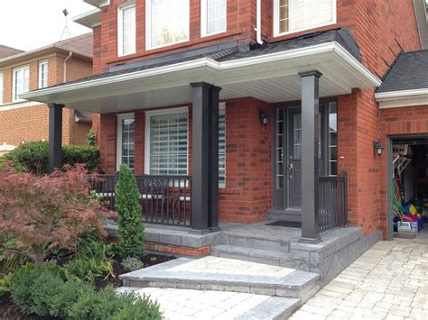 Replacing Porch Columns by Install Porch Columns In Mississauga Replace Railings In