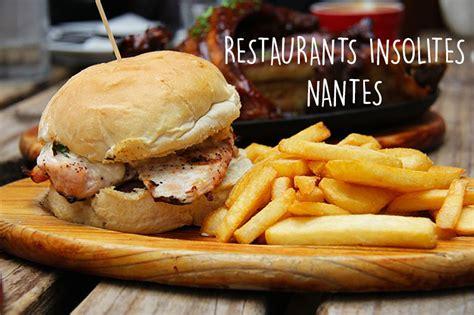 cuisine insolite la sélec les meilleurs restaurants insolites de nantes
