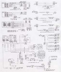 1976 Camaro Optional Accessories Wiring Schematic
