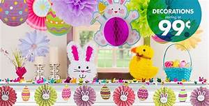Easter Decorations - Easter Wall, Table & Lawn Decorations