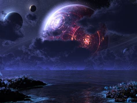 Wallpaper Iphone Digital Blasphemy by Digital Blasphemy 3d Wallpapers Free Phraxis Moon At