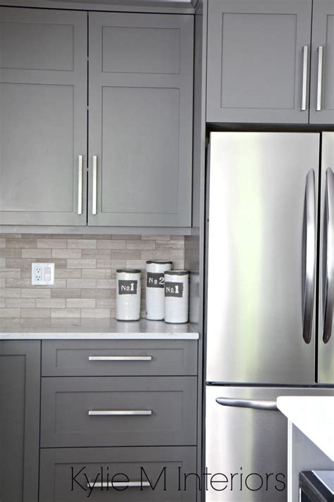 pictures of kitchen cabinets painted gray the 9 best benjamin moore paint colors grays including