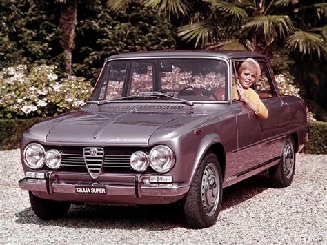 alfa romeo giulia type  classic car review honest