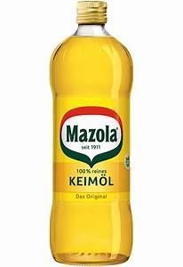 Mazola Keimöl Test : basis le keim l und raps l von mazola mazola ~ Lizthompson.info Haus und Dekorationen