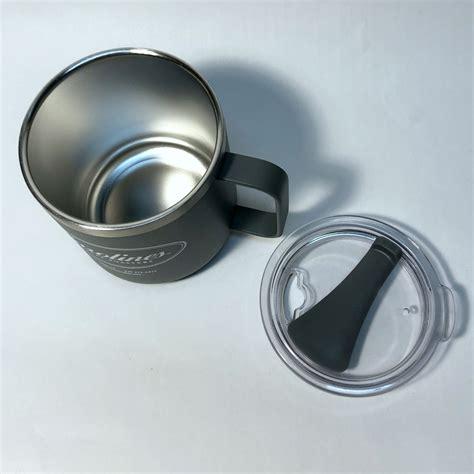 Caroline's coffee roasters is located in grass valley, calif. Carolines Camper Mug, Grey | Caroline's Coffee