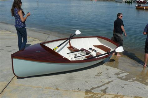 Skiff Kayak Launch by Wooden Boat Plans Rowing