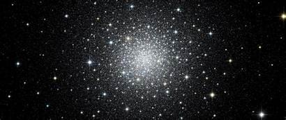 Galaxy Stars Cluster Shining Sparkling Bright 1080p