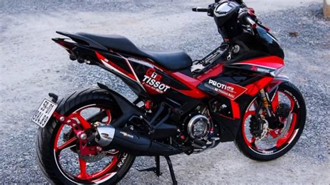 Yamaha Mx King Modification by New Modifikasi Dan Costum Yamaha Mx King 150
