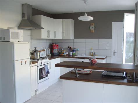 mur en cuisine peinture murs cuisine peinture de cuisine quel couleur de