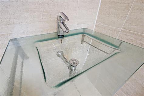 Modern Hand Wash Basin Stock Image. Image Of Basin