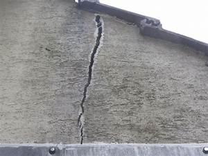 Reparer Grosse Fissure Mur Exterieur : comment r parer une fissure sur mur en parpaing 21 ~ Melissatoandfro.com Idées de Décoration