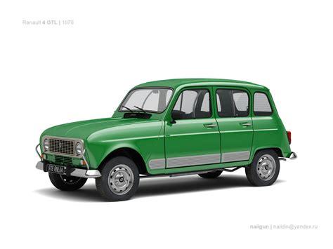 Nail Khusnutdinov Renault 4