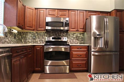java kitchen cabinets a kitchen with a dropped soffit using our deerfield 2045