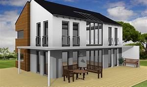 Haus Zeichnen 3d : 3d hausplaner software zur hausplanung architektursoftware ~ Watch28wear.com Haus und Dekorationen