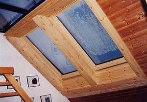 Vorhänge Für Dachflächenfenster : innenfutter f r dachfl chenfenster tischlerei klaus gartmann ~ Michelbontemps.com Haus und Dekorationen