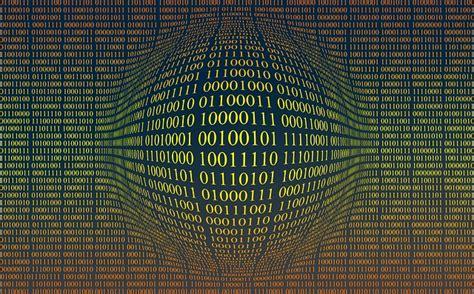 illustration binary random pay digital