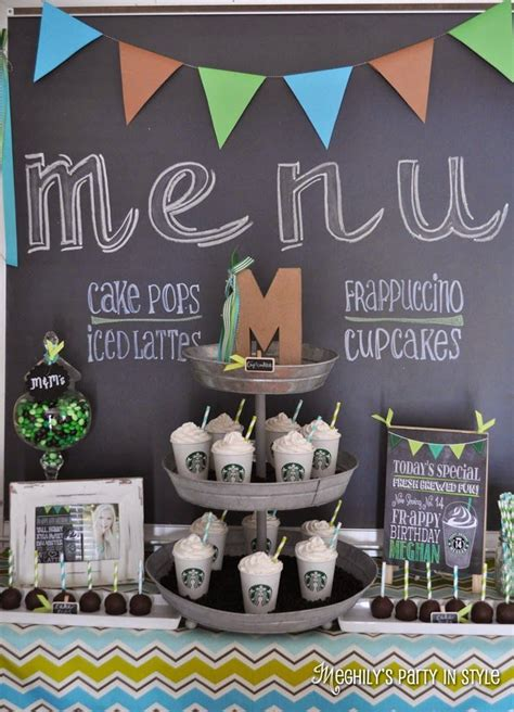 93 Best Coffee Party Ideas Images On Pinterest