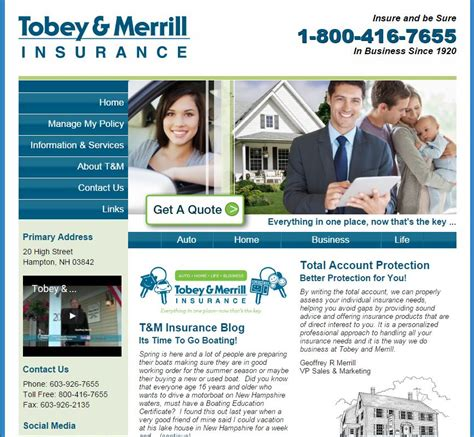 Why do business with merrill insurance group? Humble beginnings: A look at the early history of 15 insurance agencies   PropertyCasualty360
