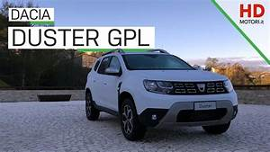 Dacia Logan Gpl : dacia duster gpl 2018 prova del suv intelligente youtube ~ Maxctalentgroup.com Avis de Voitures