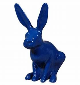 Bleu De Klein : jolly jackrabbit bleu de klein ~ Melissatoandfro.com Idées de Décoration