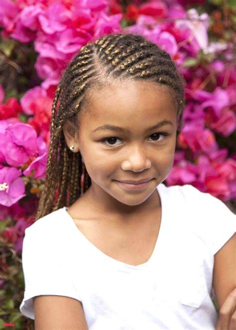 coiffure tresses nattes pour enfant afro afrodelicious