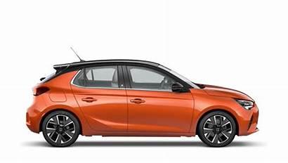 Corsa Vauxhall Electric Cars Vehicles Door Range